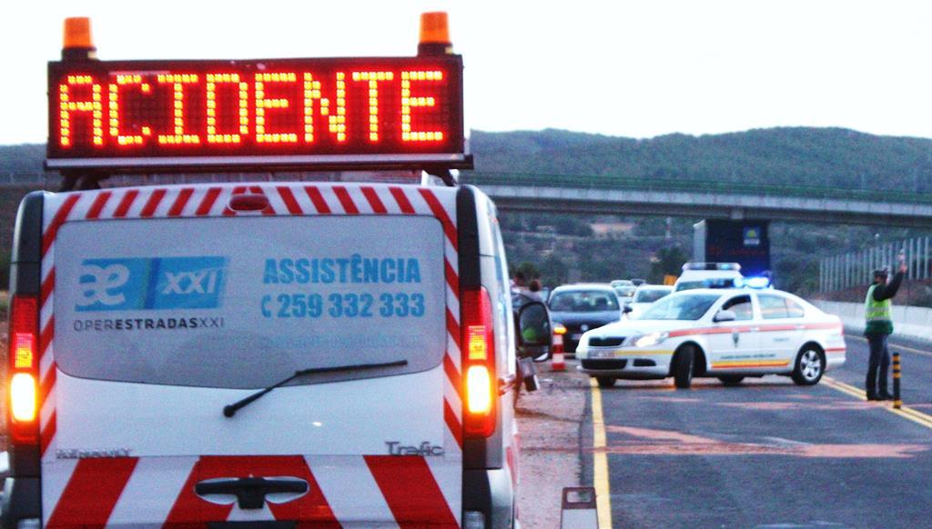 Três vítimas foram transportadas para o hospital. Foto: DR