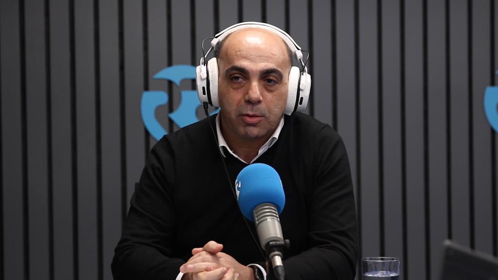 Adão Carvalho, presidente do SMMP