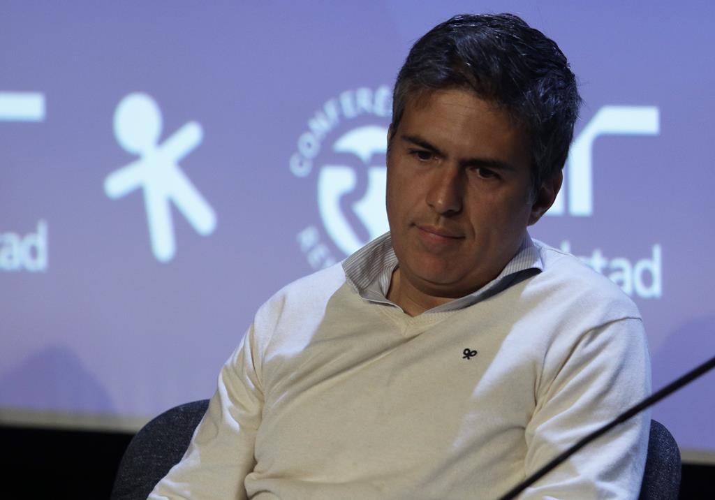 Adolfo Mesquita Nunes insiste na crítica à atual direçao do CDS. Foto: Daniela Espírito Santo/RR