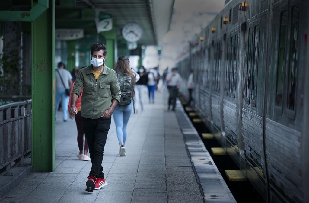 Portugal em 31.º lugar no combate à pandemia, segundo ranking internacional. Foto: Sofia Freitas Moreira/RR