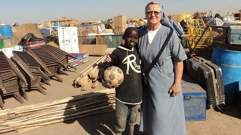 Fundação Ajuda à Igreja que Sofre faz campanha com o mundial. Foto: AIS