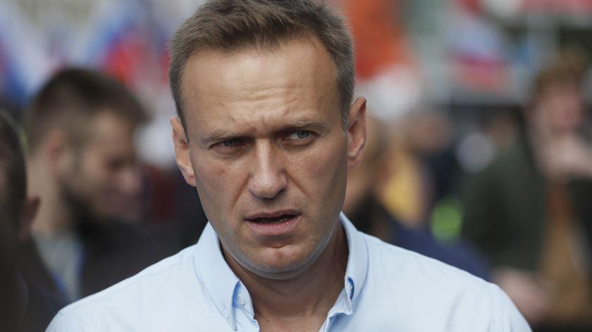 Alexei Navalny. Foto: Sergei Ilnitsky/EPA