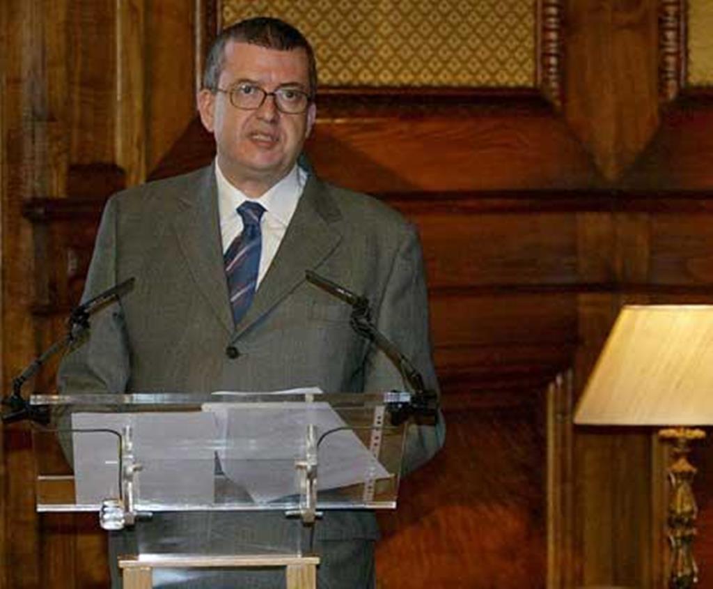 Alípio Ribeiro, antigo diretor nacional da Polícia Judiciária. Foto: DR