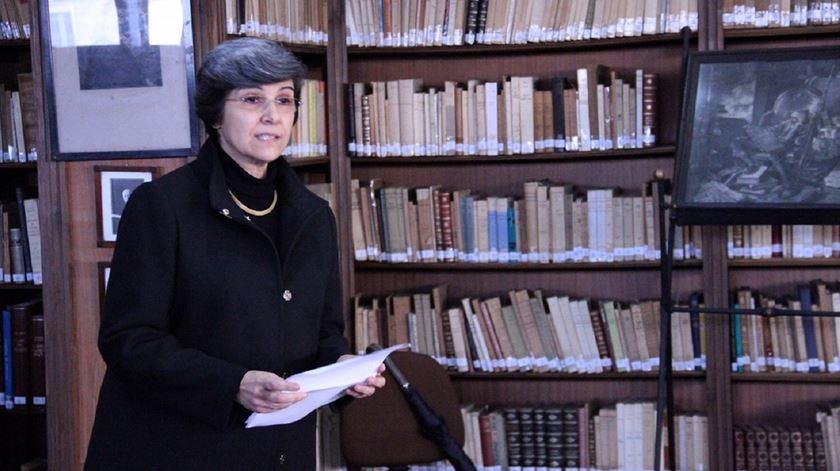 Ana Jorge, nova diretora da Faculdade de Teologia da Universidade Católica. Foto: Octávio Carmo/Ecclesia