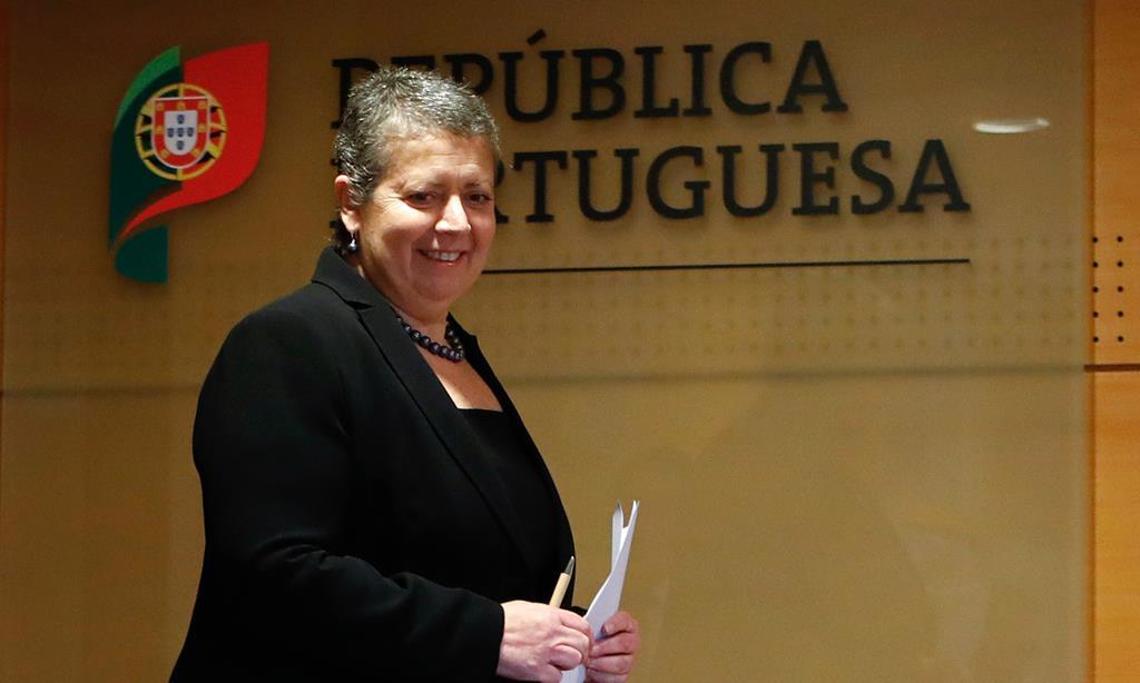 Ana Paula Vitorino. Foto: António Pedro Santos/Lusa