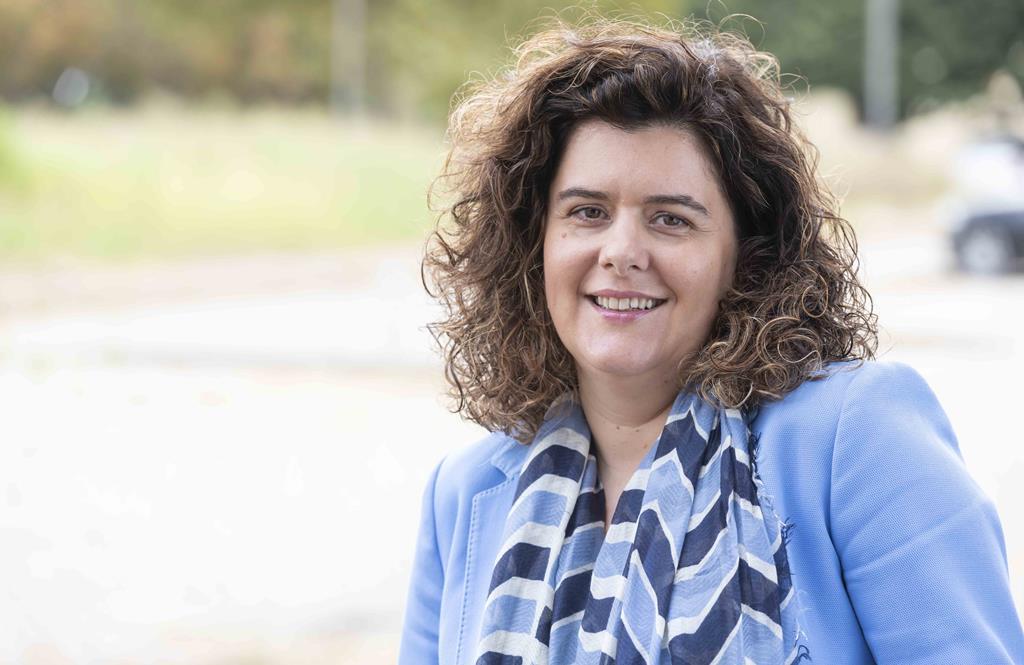 Anabela Carvalho é engenheira biológica e uma das fundadoras da Patentree, no Porto. Foto: cortesia Patentree