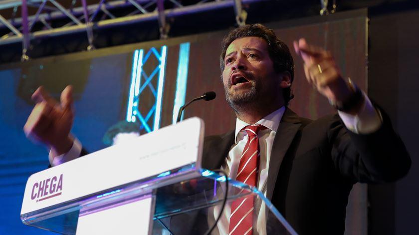 André Ventura acredita que é possível tirar metade do eleitorado ao PSD