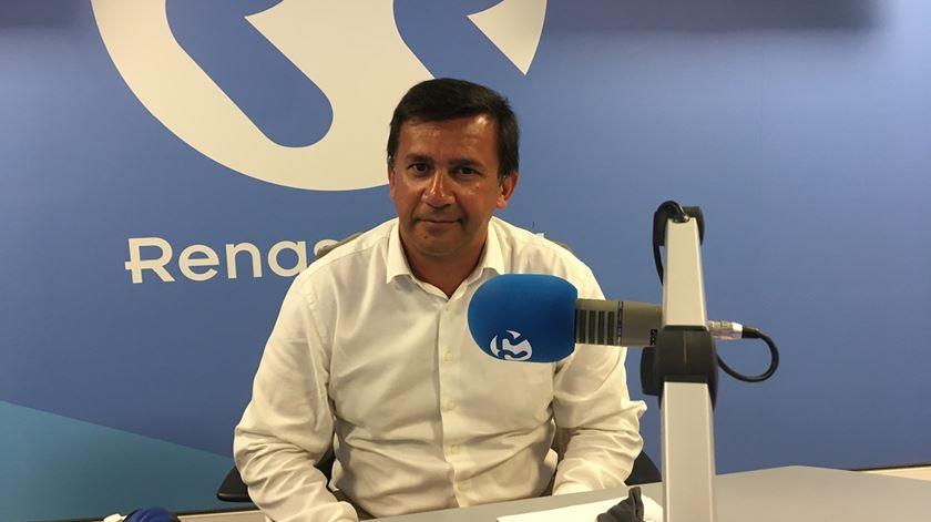 André Costa Jorge, diretor da JRS-Portugal. Foto: Ângela Roque/RR