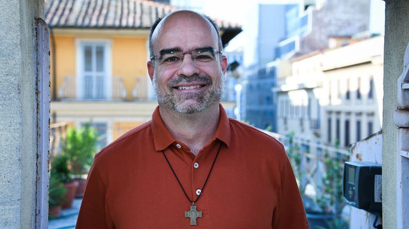 Padre Tarcízio coordena atualmente o Departamento de Escolas e Formação Profissional do Dicastério para a Pastoral Juvenil Salesiana. Foto: Salesianos