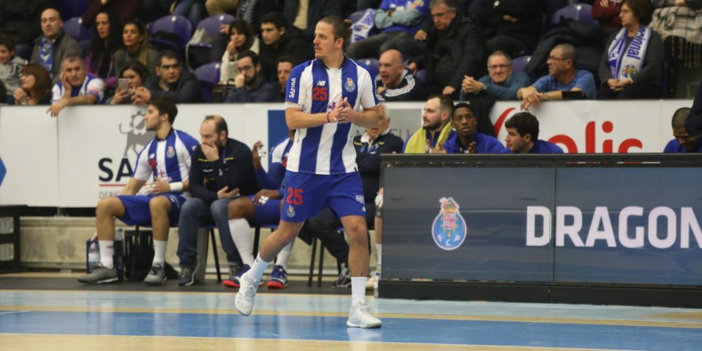 António Areia. Foto: FC Porto