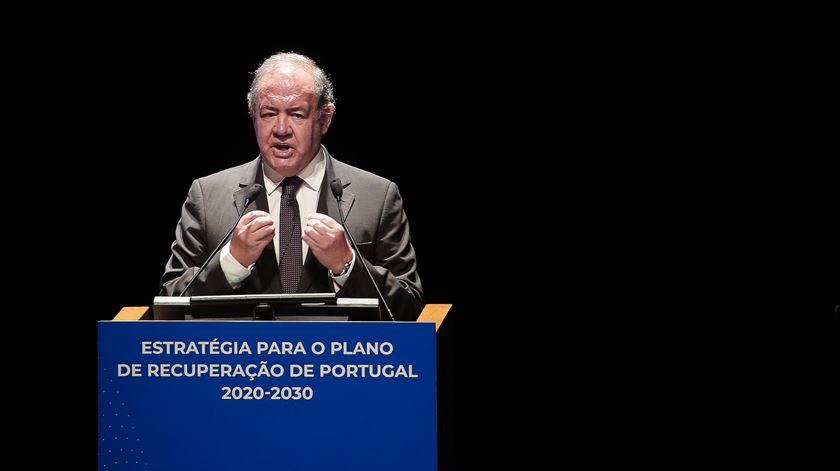 António Costa Silva defende utilização inteligente dos recursos. Foto: Mário Cruz/Lusa