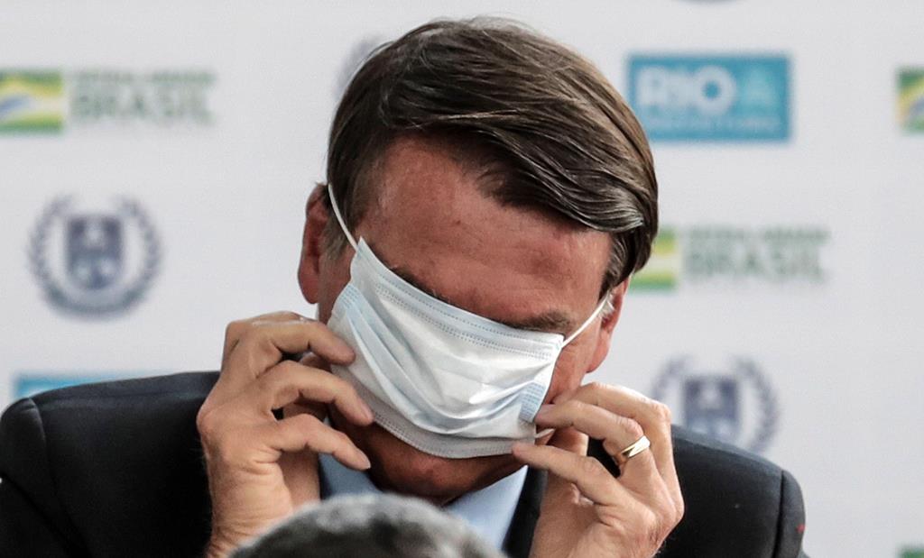 Jair Bolsonaro Foto: António Lacerda/EPA