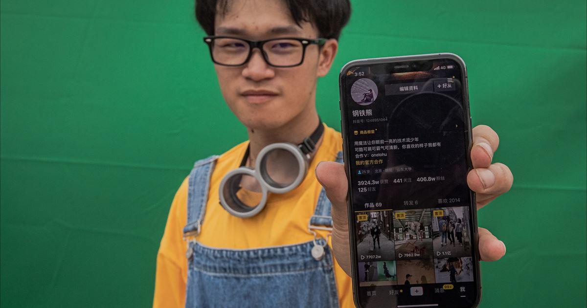 Quarenta minutos por dia. TikTok restringe utilização para menores de 14 anos na China