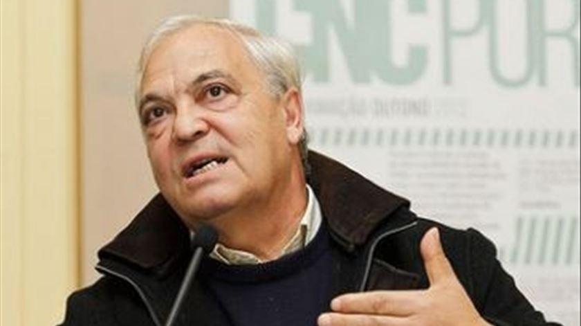 Cónego Arnaldo de Pinho. Foto: DR