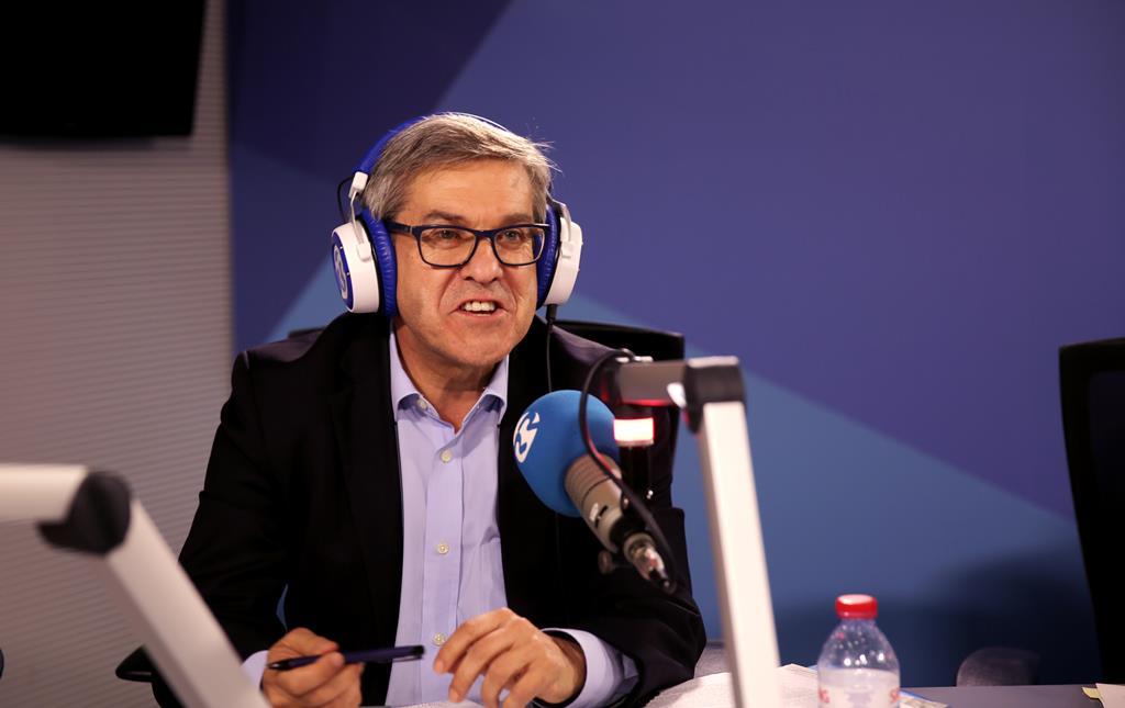Jorge Lacão, deputado do PS Foto: Joana Gonçalves/ RR