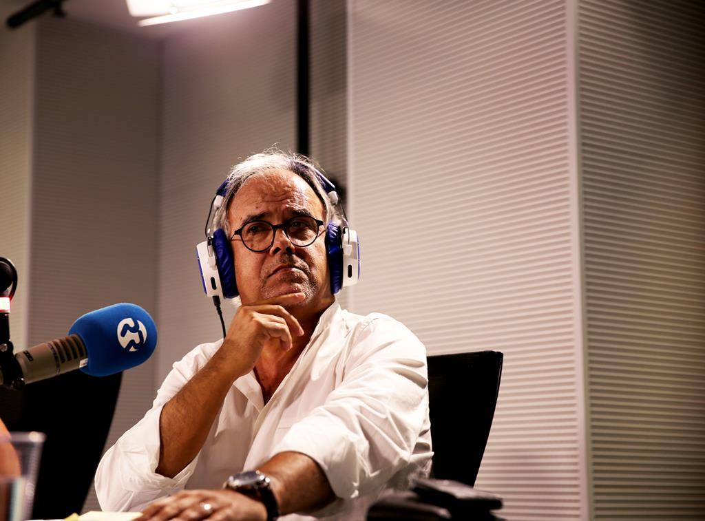 José Manuel Pureza, deputado do Bloco de Esquerda. Foto: Joana Gonçalves/RR