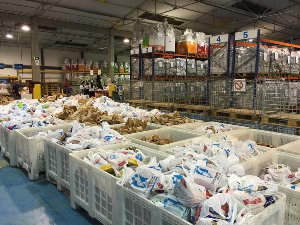 Campanha visa colmatar a quebra resultante da suspensão das ações em supermercados, devido à situação pandémica. Foto: DR