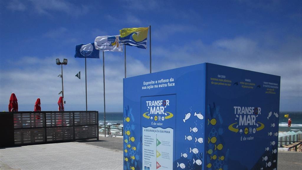 Foto: Facebook/Bandeira Azul