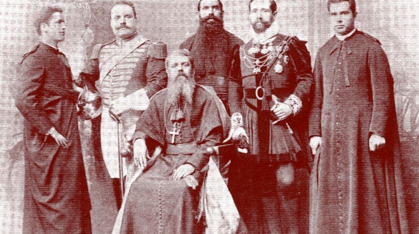 D. António Barroso, bispo do Porto. Foto: Ecclesia
