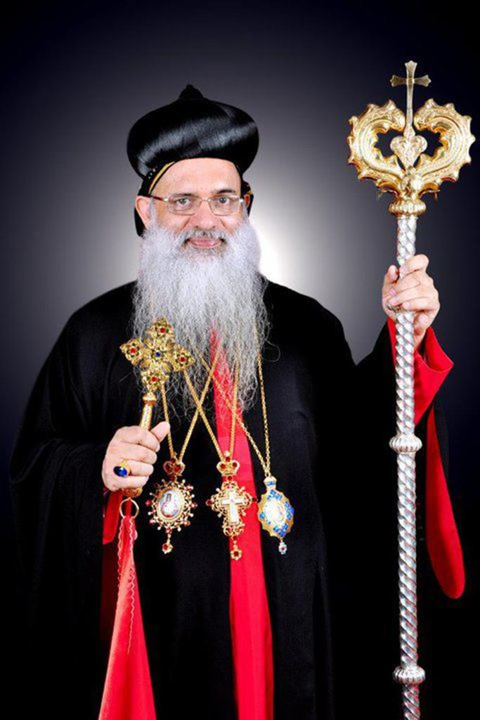 Basílio Mar Thoma Paulo II, catolicós da Igreja Síria Malankara, morreu esta segunda-feira. Foto: DR