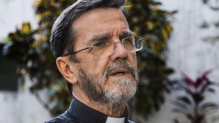 Bispo de Pemba, D. Luíz Fernando Lisboa. Foto: Ricardo Franco/Lusa