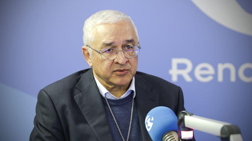 O Bispo de Setúbal, D José Ornelas. Foto: Ines Rocha/RR