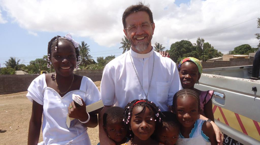 D. Luiz Fernando Lisboa, bispo emérito de Pemba. Foto: DR