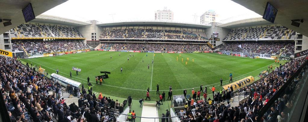 Estádio do Bessa. Foto: Boavista