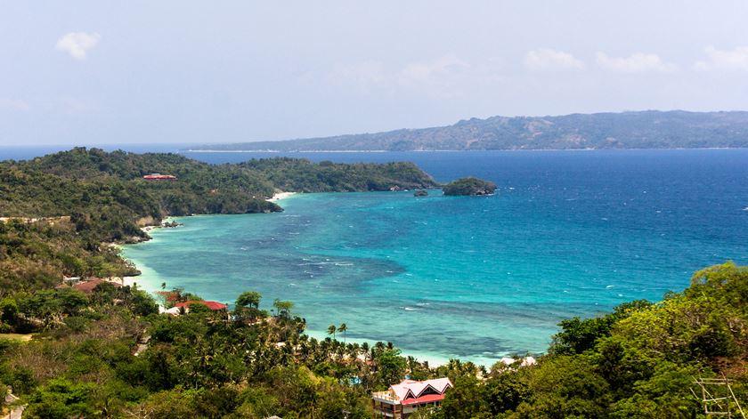 Ilha de Bocarey, Filipinas. Foto: DR