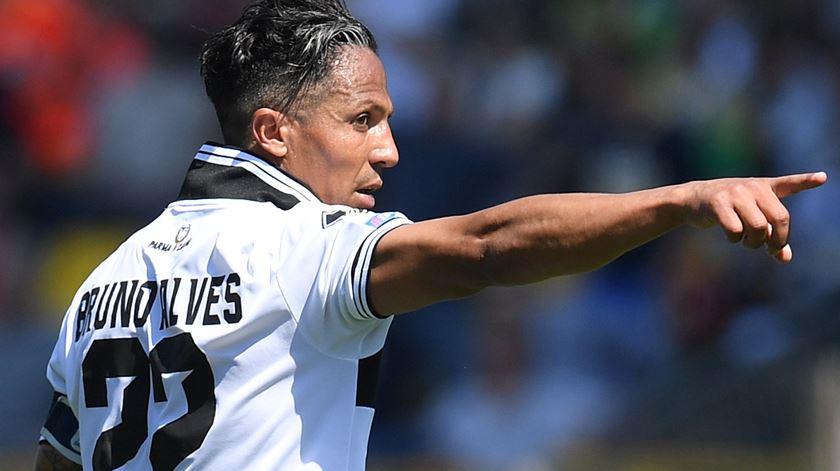 Bruno Alves deixou o Parma e está sem clube. Foto: Jennifer Lorenzini/Action Images/Reuters