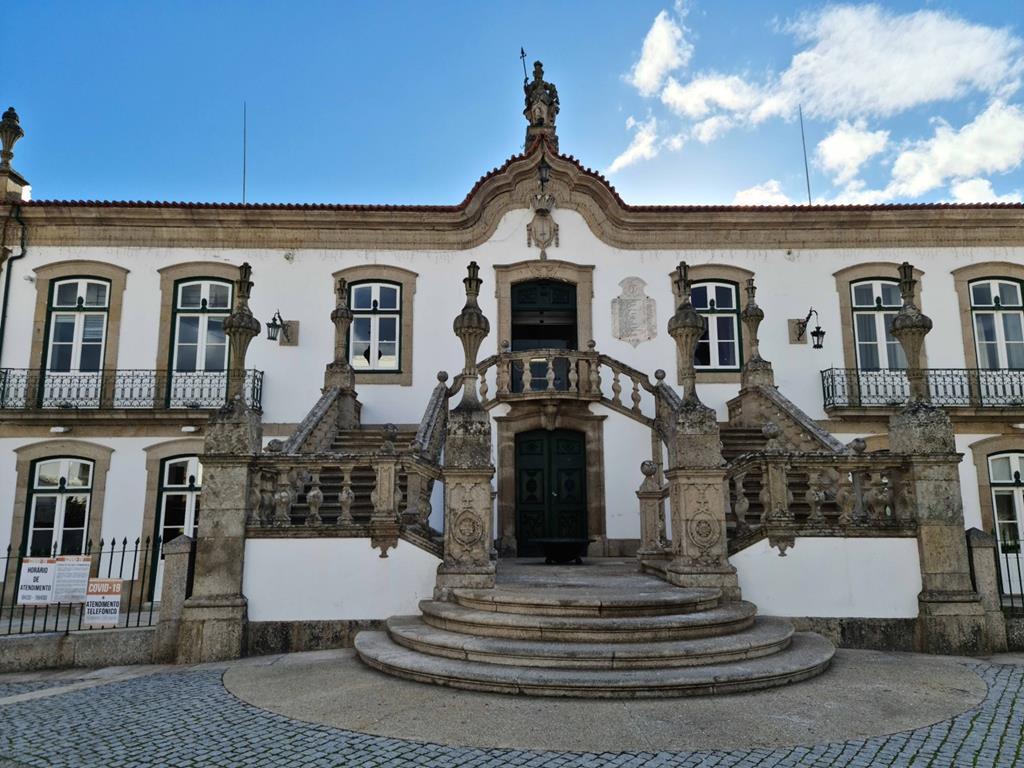 Câmara de Vila Real. Foto: Olímpia Mairos/RR