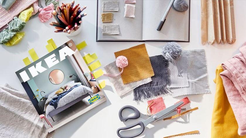 2021 será o último ano da versão física do catálogo. Foto: IKEA