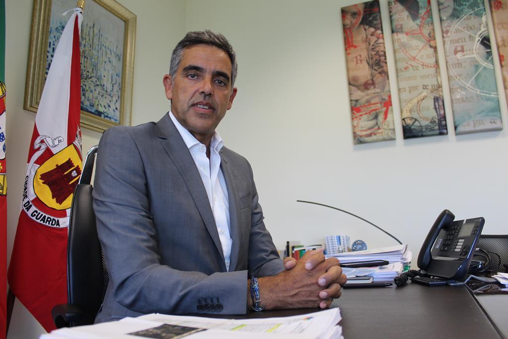 Autarca Carlos Chaves Monteiro quer renovar mandato do PSD. Foto: Liliana Carona/RR