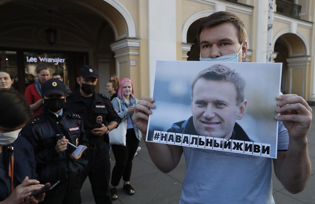 Foto: Anatoly Maltsev/ EPA