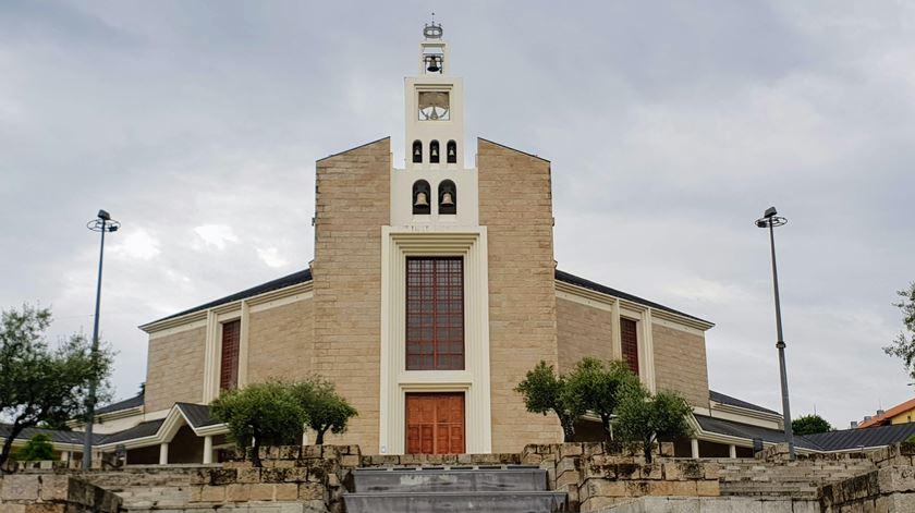 Catedral de Bragança. Foto: Olímpia Mairos/RR