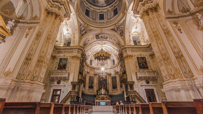 Catedral de Bérgamo. Foto: DR