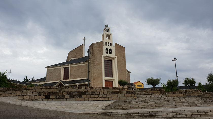 Catedral de Bragança. Foto: Olímpia Mairos/ RR