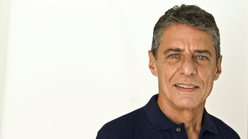 Chico Buarque. Foto: DR