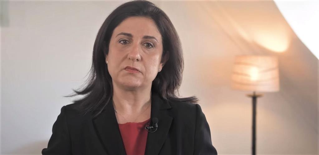 Christine Ourmières-Widener - nova presidente executiva CEO da TAP Foto: DR