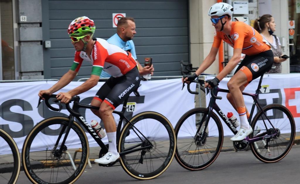 Fábio Costa, Portugal Sub-23, ciclismo. Foto: FPC