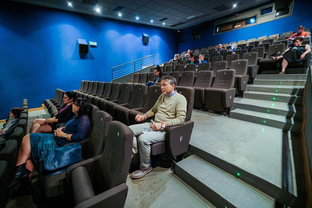 cinema Foto: Lusa