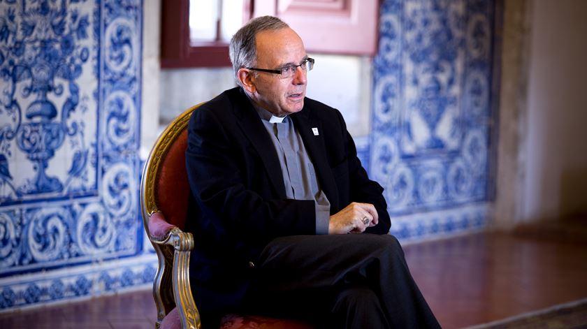 D. Manuel Clemente é o cardeal patriarca de Lisboa e presidente da Conferência Episcopal Portuguesa. Foto: Joana Bourgard/RR