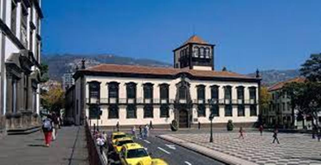 Paços do Concelho do Funchal Foto: CMF