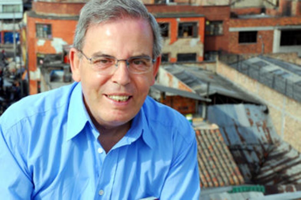 Fundador da Confederação Nacional das Instituições Particulares de Solidariedade Social. Foto: CNIS