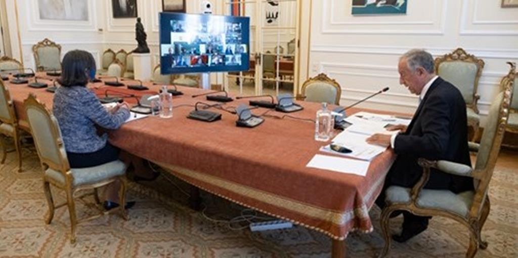 Foto: Rui Ochoa/Presidência da República