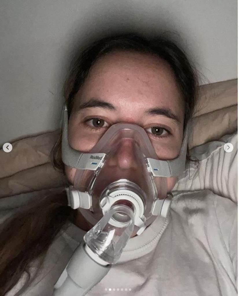 Constança Braddell, jovem de 24 anos, luta por conseguir um medicamento que lhe pode dar qualidade de vida. Foto: DR