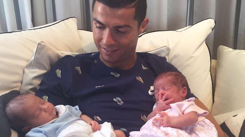 Foto: Facebook de Cristiano Ronaldo