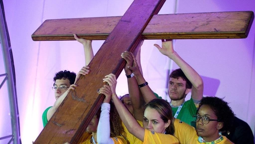 A Cruz das Jornadas vai passar por todo o país. Foto: Vatican News