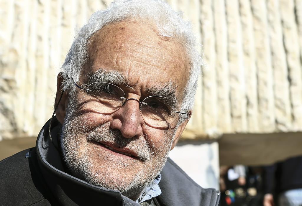 João Cutileiro morreu hoje, aos 83 anos. Foto: António Cotrim/ Lusa