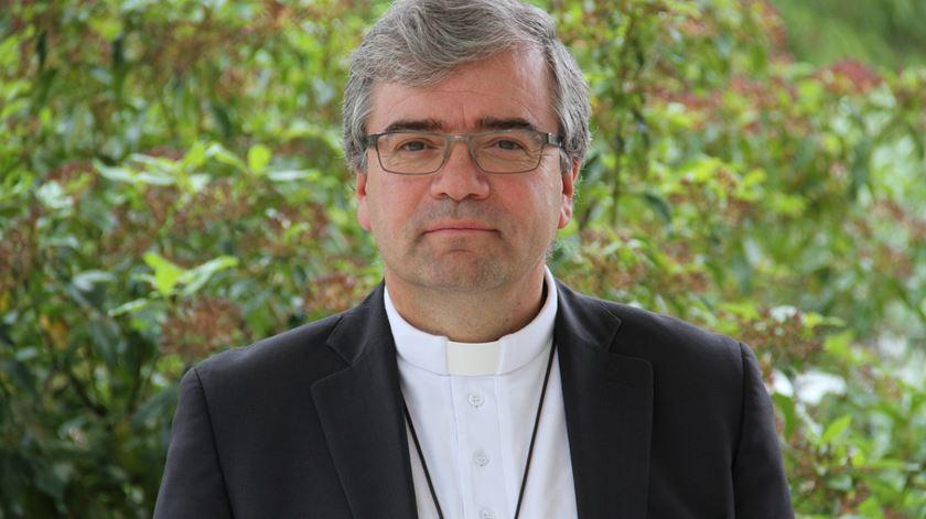 D. José Cordeiro, bispo da diocese de Bragança-Miranda. Foto: Manuel Costa/Ecclesia
